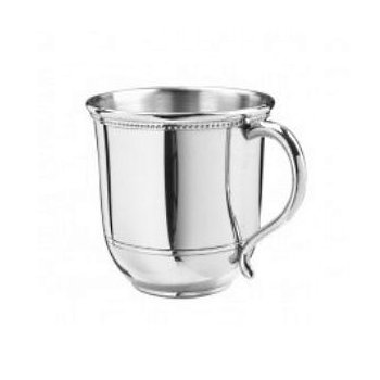 Images of America Baby Cup Pewter