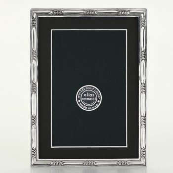 Elias Frame 5x7 Lakeside Pewter