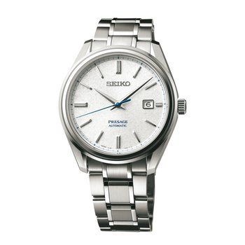 Gents Presage Baby Snowflake Limited Edition SJE073