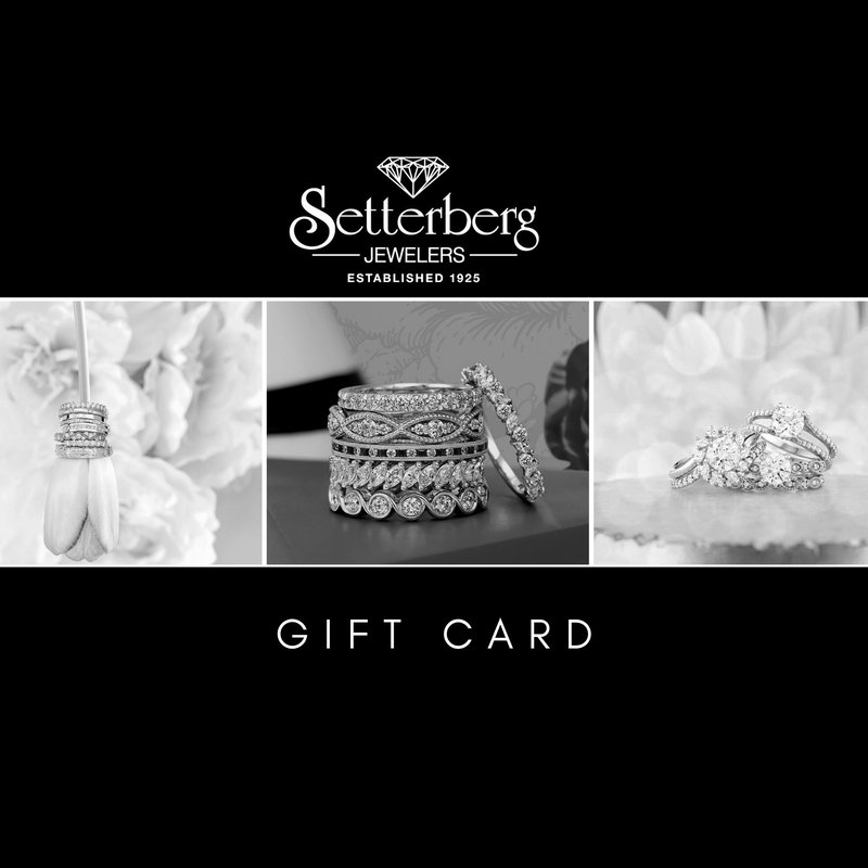 Setterberg Jewelers $100 Gift Card