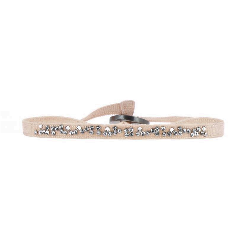 Les Interchangeables Wave Ribbon Bracelet