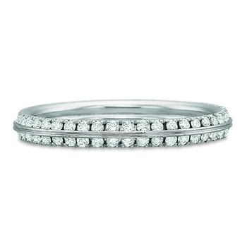 New Aire Diamond Eternity band