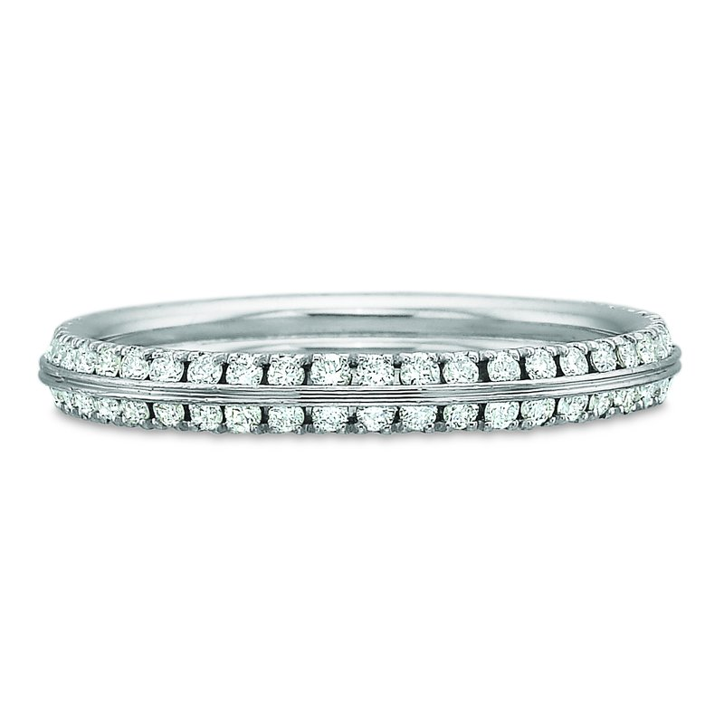 Precision Set New Aire Diamond Eternity band