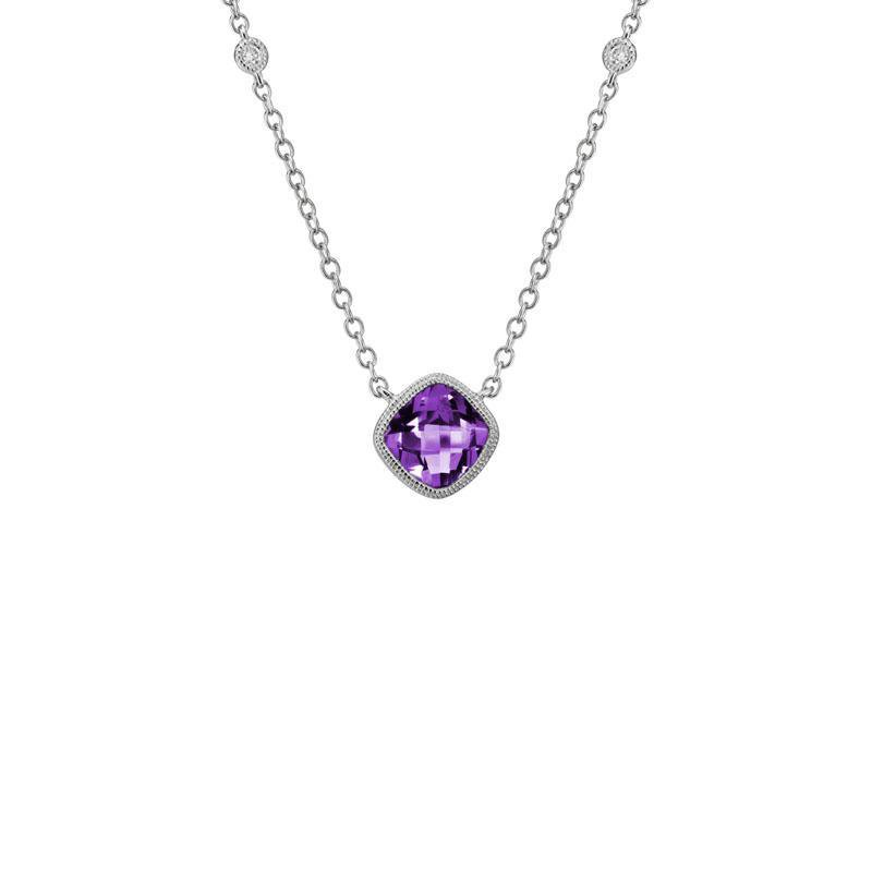 Artistry Limited Amethyst Necklace