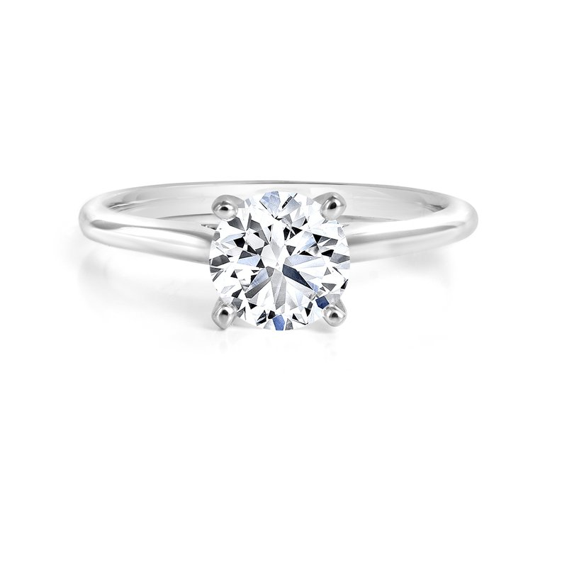 Forevermark Diamond Engagement Ring
