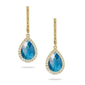 Laguna Apatite Drop Earrings