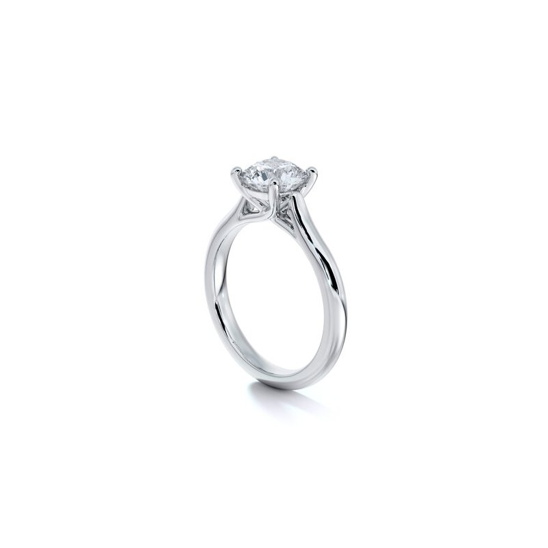 Sasha Primak Solitaire Engagement Ring