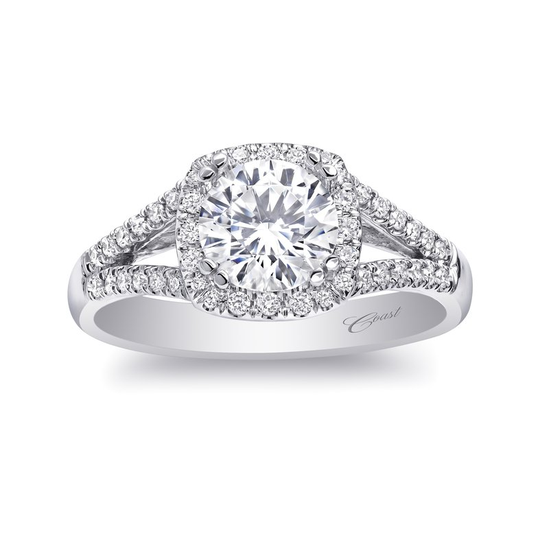 Coast Diamond Coast Engagement Ring