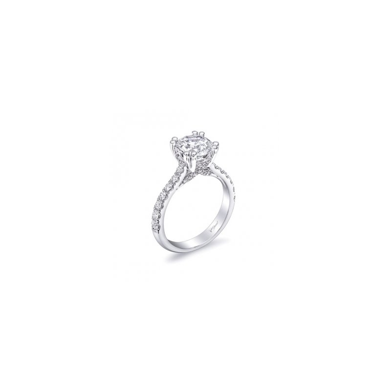 Coast Diamond Diamond Engagement Ring