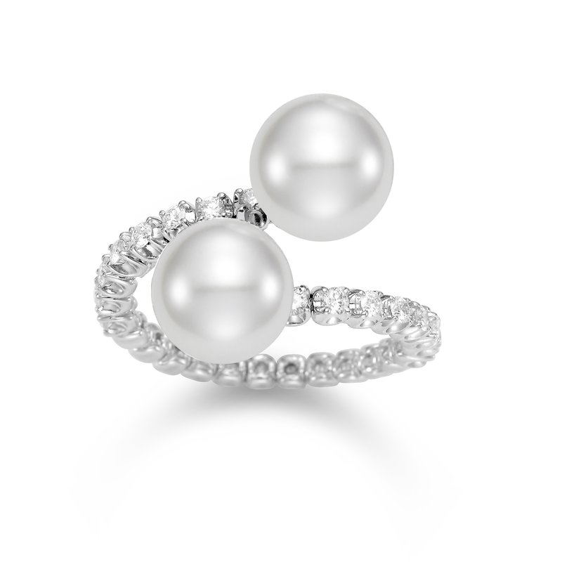 Mastoloni Pearls Naples Ring