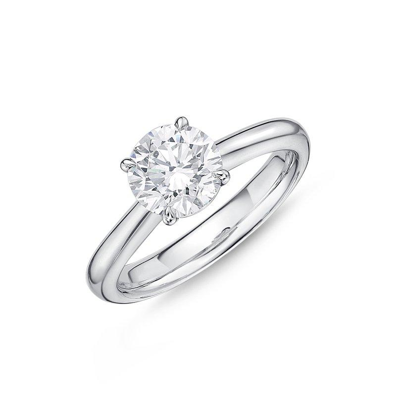 Memoire Diamond Solitaire Enagement Ring