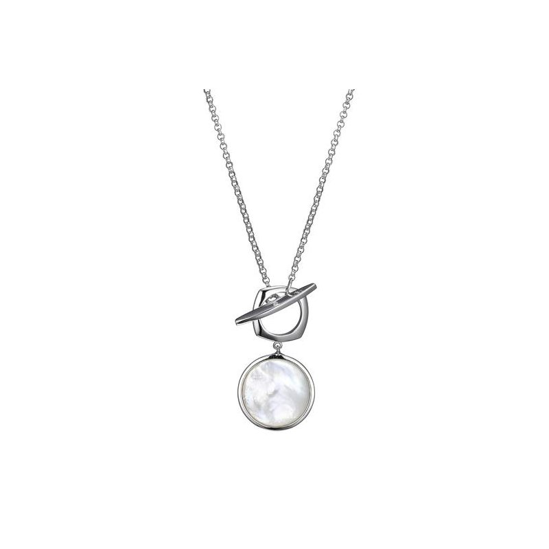 ELLE Mother of Pearl Necklace
