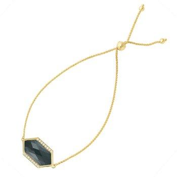 Haute Hematite Adjustable Bracelet