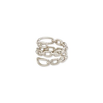Ryder Wrap Ring In Silver