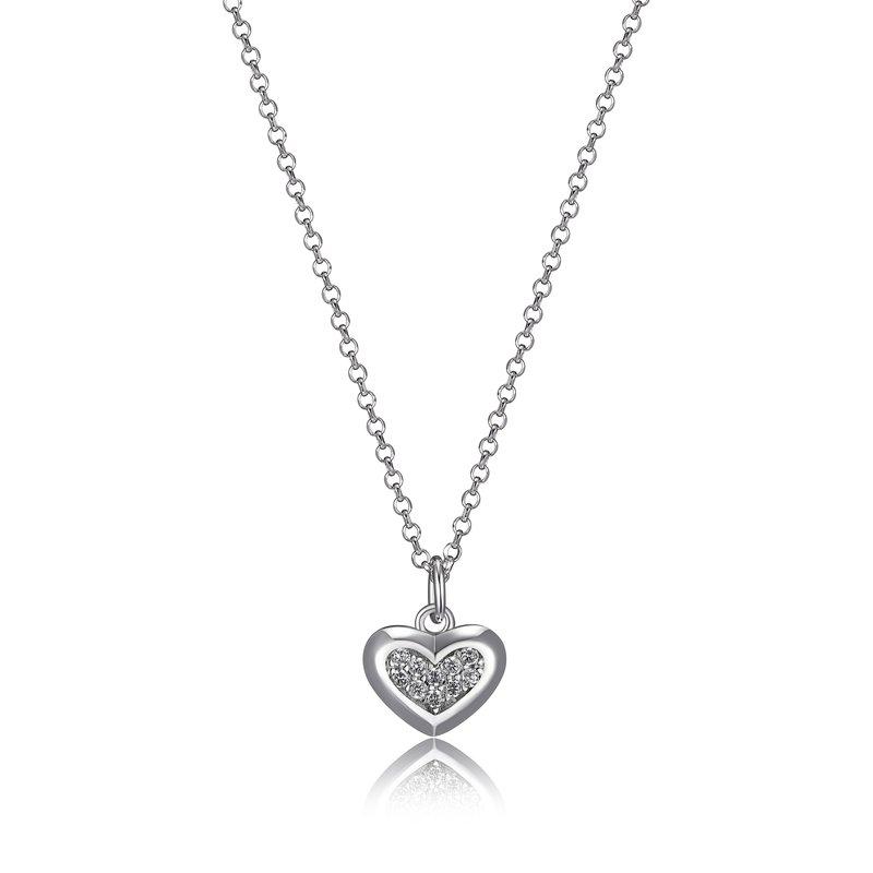 ELLE Boutique Amour Heart Pendant