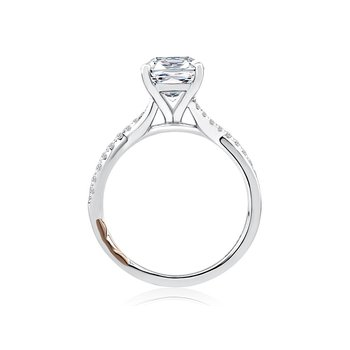 Classic Twist Engagement Ring