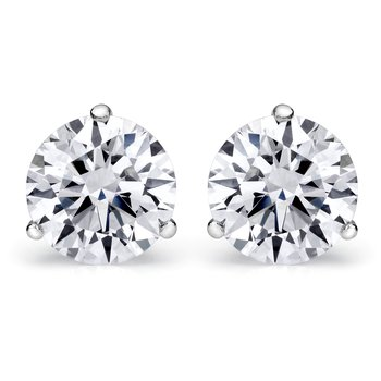 Black Label Diamond Studs