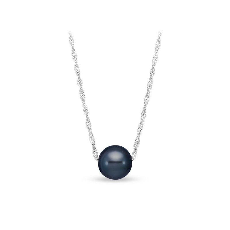 Mastoloni Pearls Floating Pearl Pendant Necklace