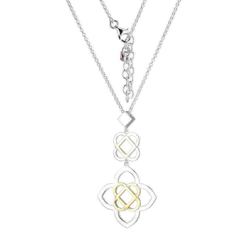 ELLE Boutique Florence Collection Longline Necklace