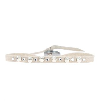 Mini Stud Ribbon Bracelet