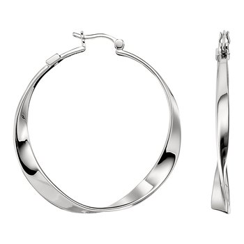 Sleek Collection Hoop Earrings