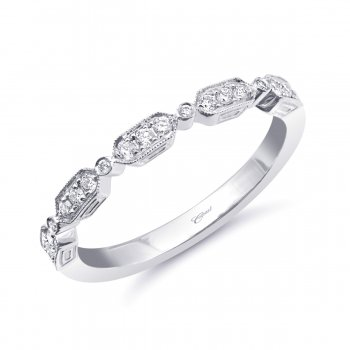 Stacking Diamond Ring