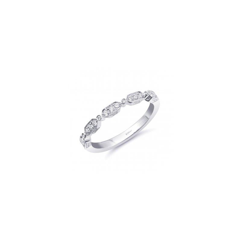Coast Diamond Stacking Diamond Ring