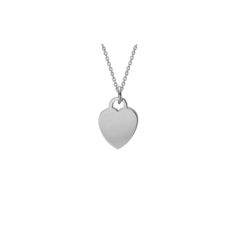 Artistry Limited Silver Heart Pendant