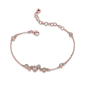 Bubble Collection - Rose Bracelet