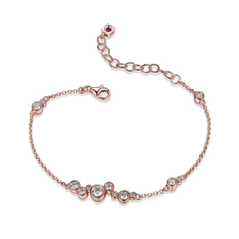 ELLE Boutique Bubble Collection - Rose Bracelet