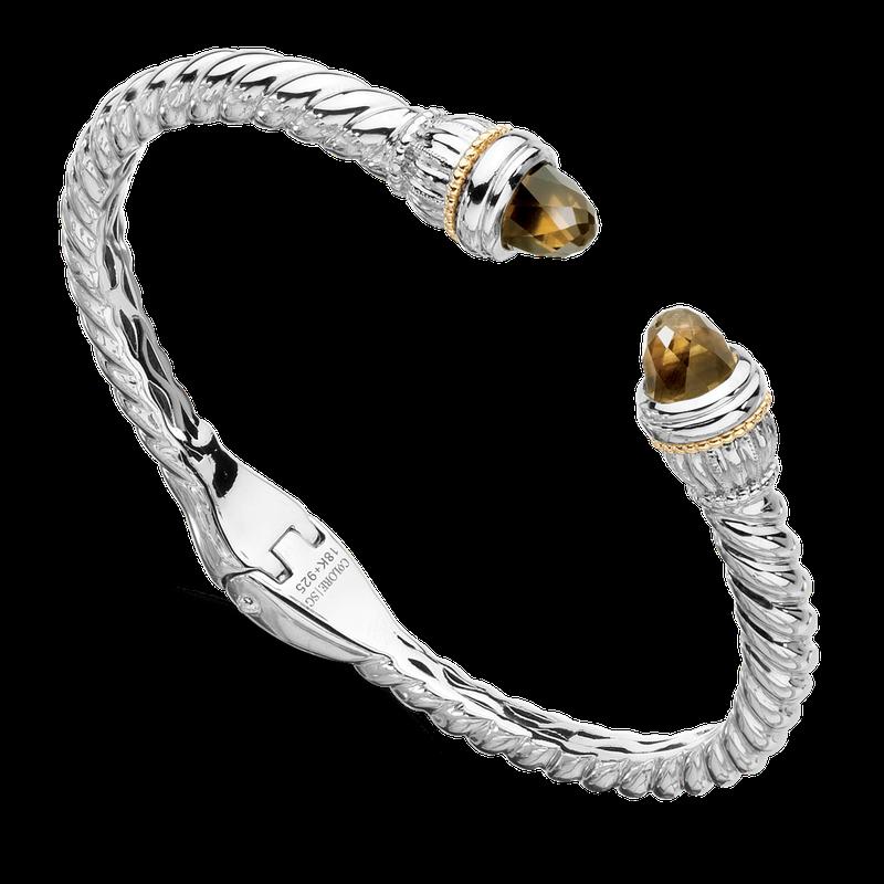 Colore SG Personalized Bangle Bracelet