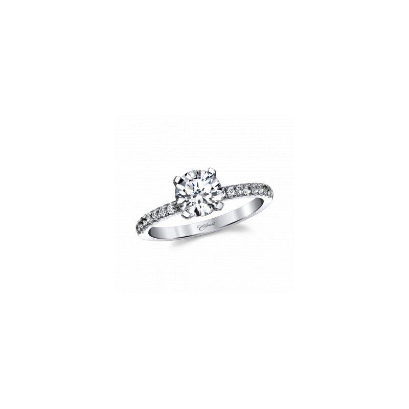 Coast Diamond Diamond Engagement Ring