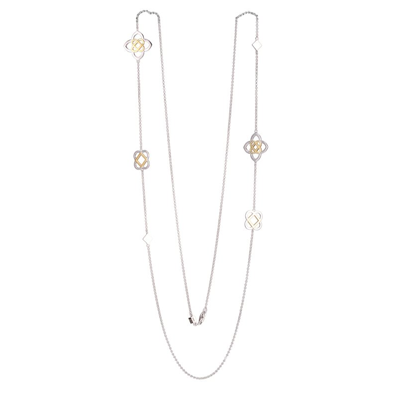 ELLE Boutique Florence Collection Long Necklace