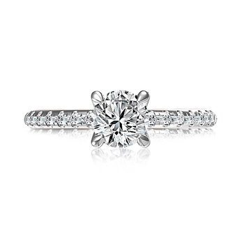 Modern Royals Diamond Engagement Ring