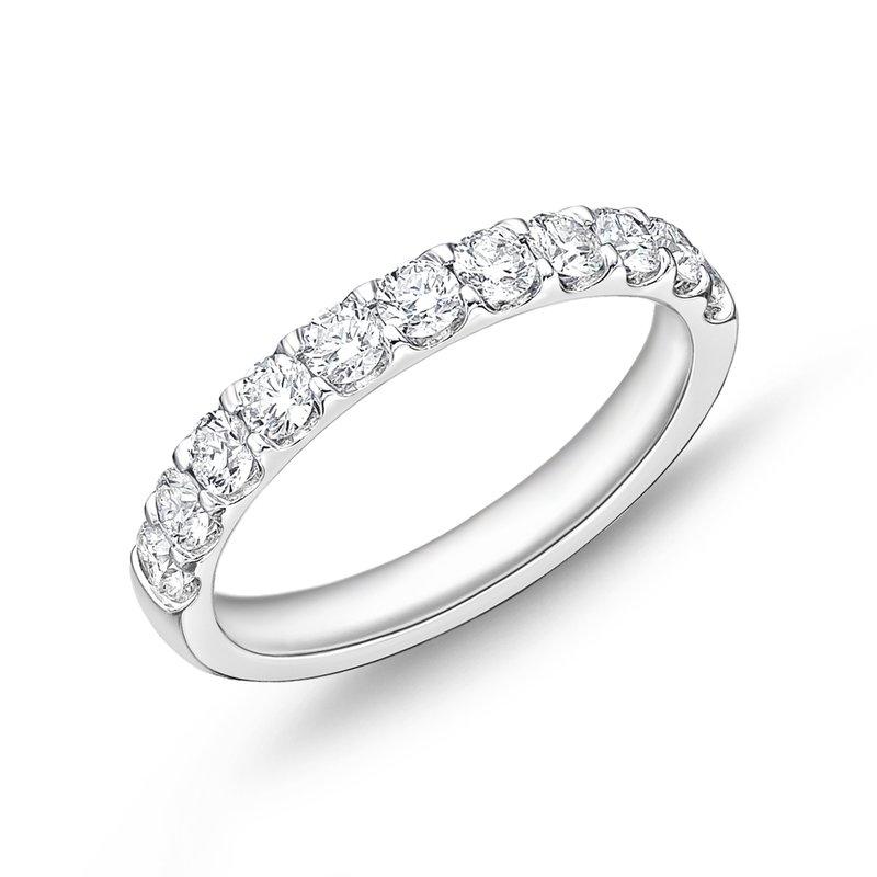 Memoire Diamond Wedding Band