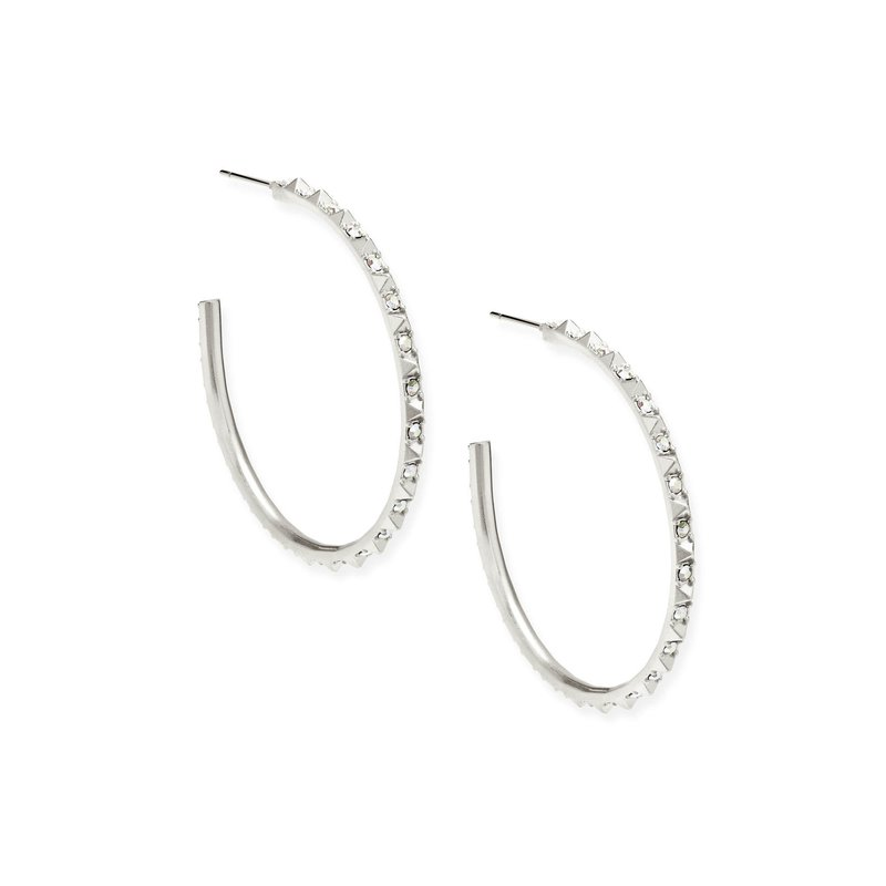 Kendra Scott Veronica Hoops