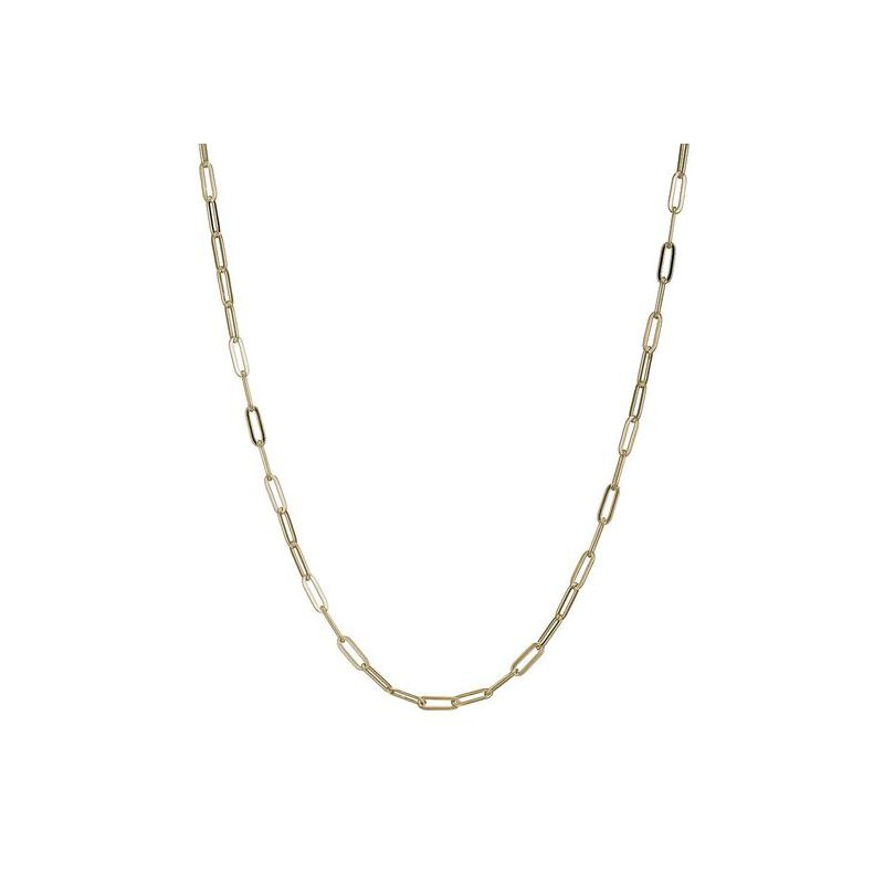 ELLE Paperclip Collection Necklace