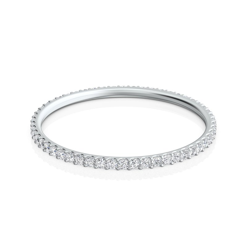 Sasha Primak Thin Diamond Eternity Band