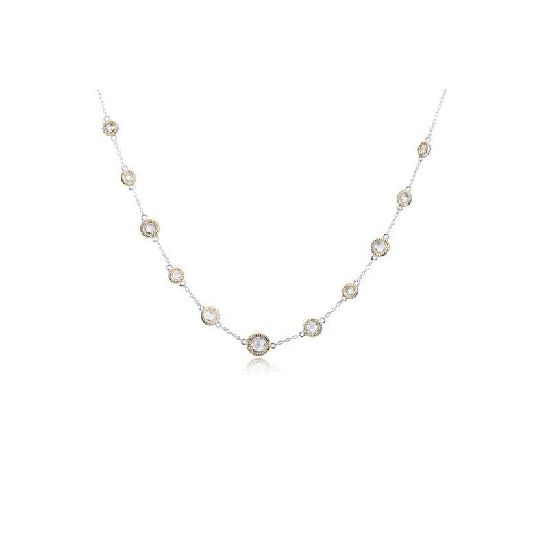 ELLE Essence Collection Necklace - Yellow