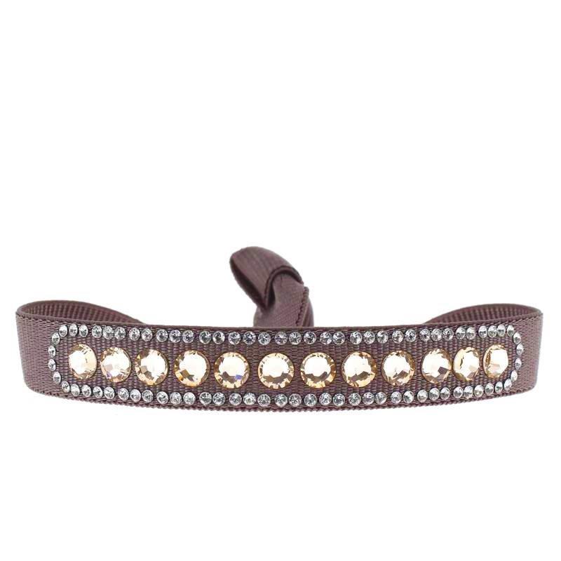 Les Interchangeables The Twelve Ribbon Bracelet