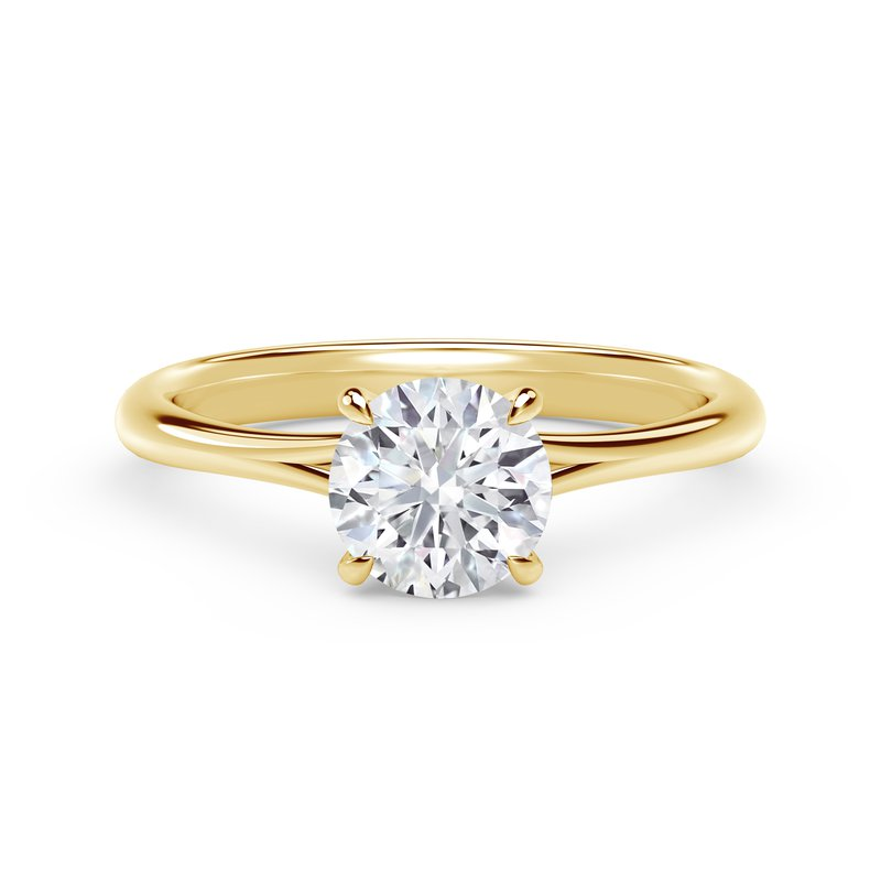 Forevermark Engagement & Commitment Collection Forevermark Icon™ SettingRound Engagement Ring