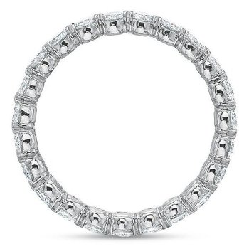 Silk Collection Diamond Eternity Band