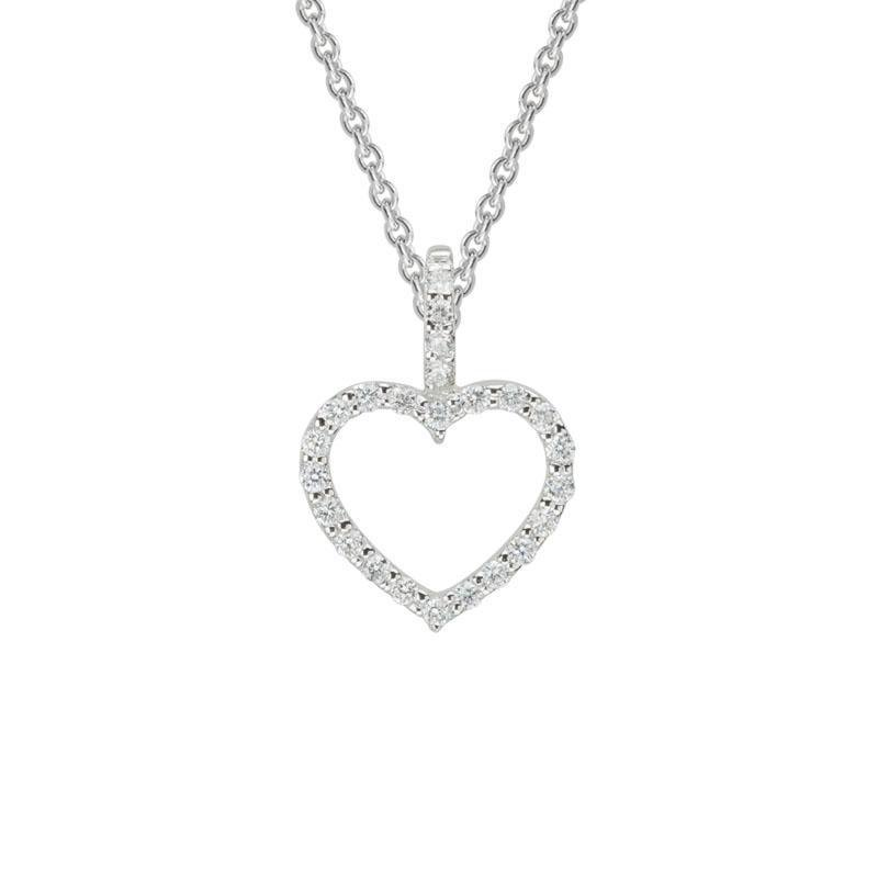 Artistry Limited Diamond Heart Pendant