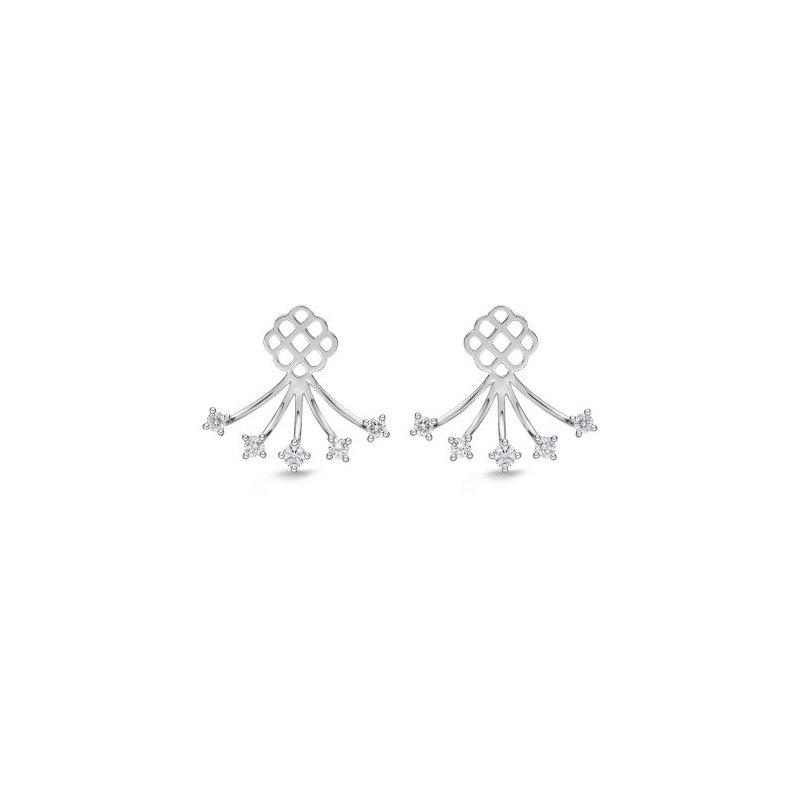 Memoire Diamond Earring Jackets