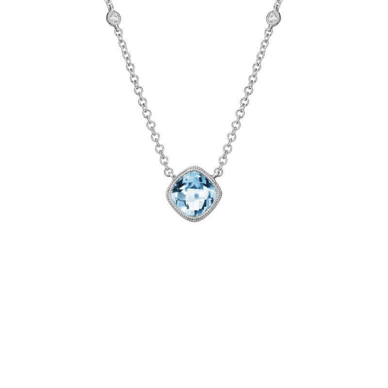 Artistry Limited Aquamarine Necklace