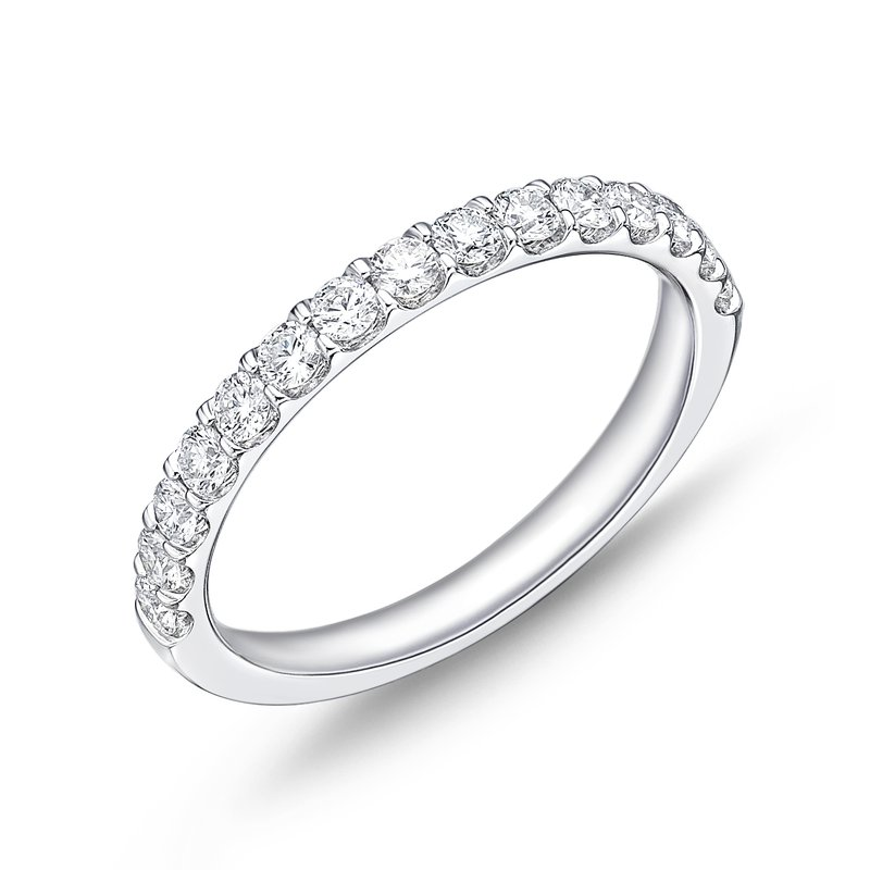 Memoire Diamond Wedding Band