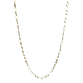 Paperclip Collection Necklace