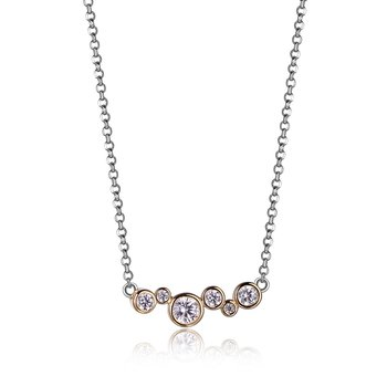 Bubble Collection - Yellow Necklace