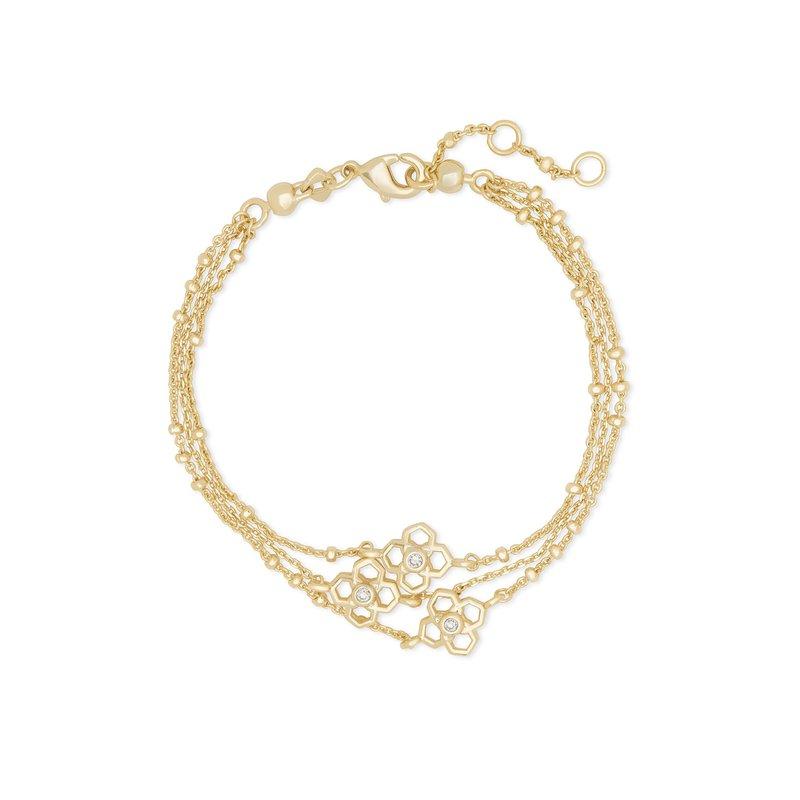 Kendra Scott Rue Multi Strand Bracelet