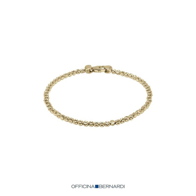 Officina Bernardi Moon Gold Bracelet